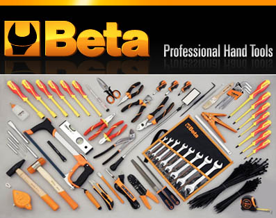 logo beta tools